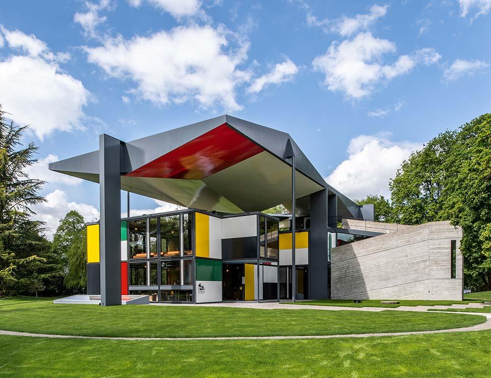 Pavillon Le Corbusier